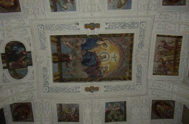 Dipinti Chiesa Parrocchiale di San Lorenzo Martire Valbondione