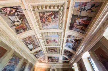Dipinti Monastero San Paolo d'Argon