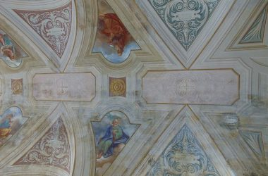 Dipinti santuario di S. Bartolomeo XIII, antica parrocchiale di Vedeseta