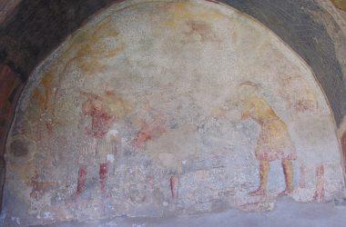 Dipinti storici Convento di San Francesco Bergamo città alta