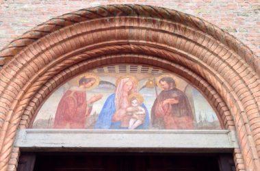 Dipinto Chiesa Santo Stefano Mozzanica
