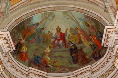 Dipinto chiesa di Parzanica