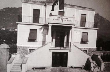 Domus Civica anni 50 Costa Volpino