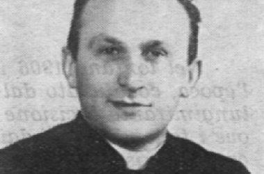 Don Emilio Mayer Curato Oratorio Gandino