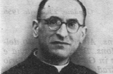 Don Francesco Ghilardi Curato Oratorio Gandino