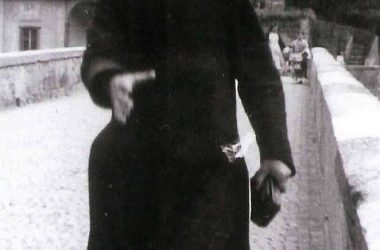 Don Piero anni 50 Gazzaniga