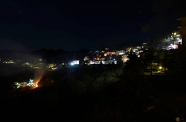 Dossena di notte