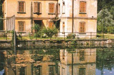 Edificio capriate san gervasio