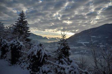 Endine Gaiano con neve