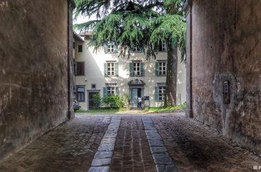 Entrata Palazzo Giovanelli Gandino