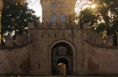 Entrata Torre Nord Castello Urgnano