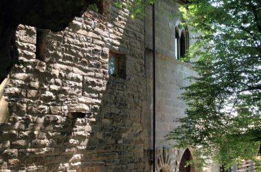 Esterno Abbazia di Sant'Egidio, Fontanella, Sotto il Monte, Bg