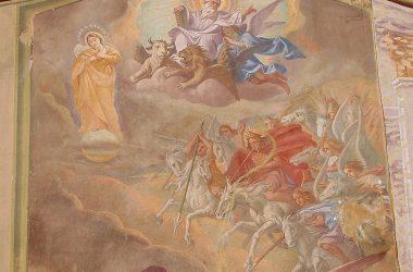 Esterno Branzi- Bergamo - la chiesa parrocchiale di San Bartolomeo apostolo