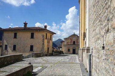 Esterno Chiesa Parrocchiale San Lorenzo Martire - Zogno