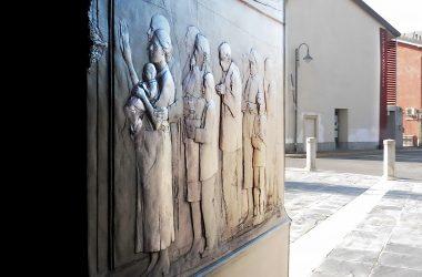 Esterno Chiesa di San Cornelio e Cipriano Martiri - Albano Sant'Alesandro