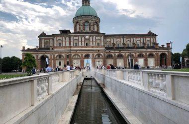 Esterno Santuario Santa Maria del Fonte Caravaggio