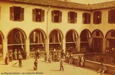 Ex Filanda e Caserma a Presezzo