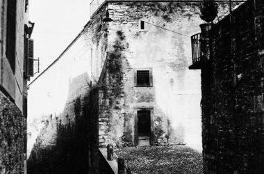 Ex carcere fine anni 800 Convento di San Francesco Bergamo