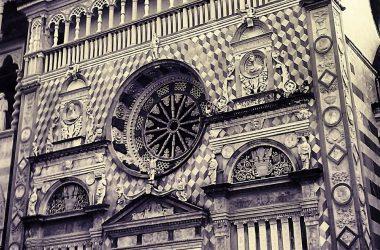 Facciata Basilica Santa Maria Maggiore