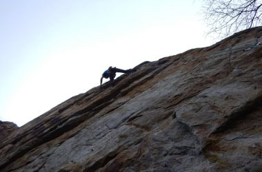 Falesia Climber Val di Scalve