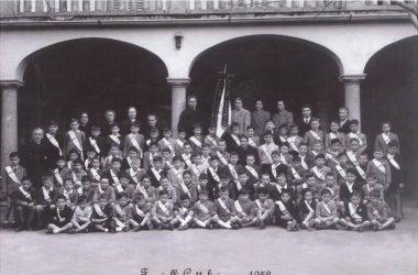 Fanciulli Cattolici Gazzaniga 1952