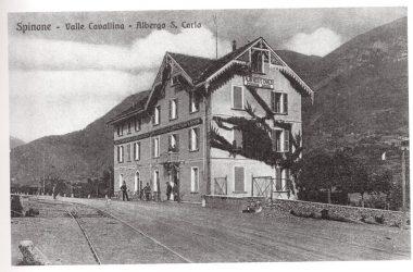 Ferrovia Spinone al Lago 1920