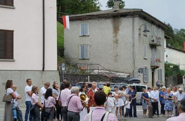Festa Torre Campanaria Cassiglio
