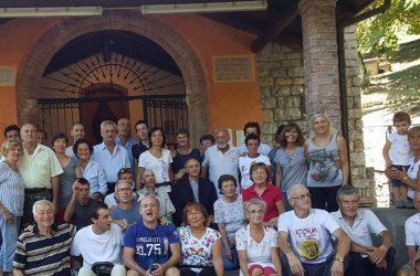 Festa a S.Antonio con Mons. Davide Pelucchi a Luzzana