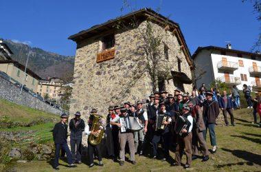 Festa d'Autunno al Borgo del Mulino - Cusio