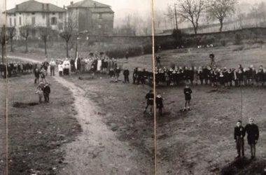 Festa degli alberi 1951 Costa Volpino