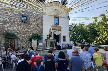 Festa di Sant'Alberto località Pirone Sarnico