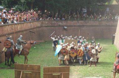 Festa in Rocca Urgnano