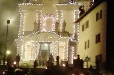 Festa trabuchello Isola di Fodra