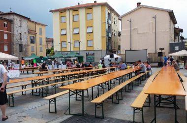 Feste in piazza Curno