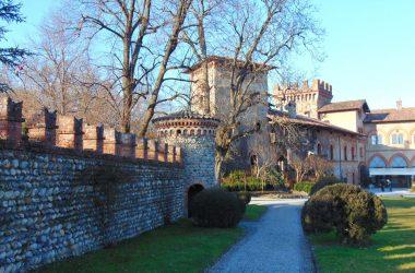 Filago Bergamo il Castello di Marne
