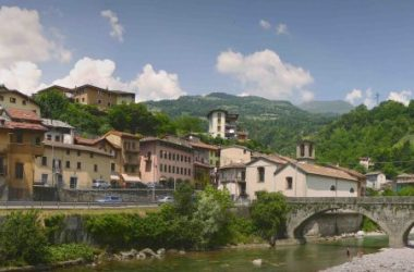Fiume Serio Ponte Nossa Bergamo