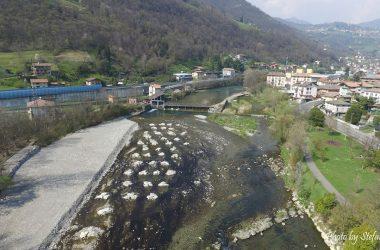 Fiume di Cene Bergamo