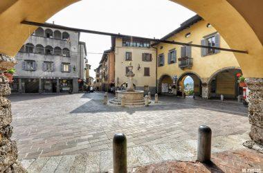 Fontana Piazza Gandino