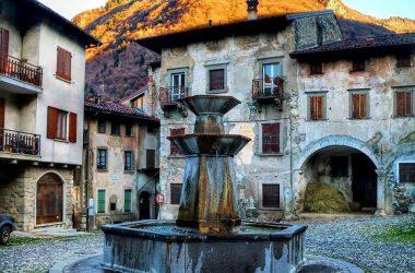 Fontana di Ogna - Villa d'Ogna