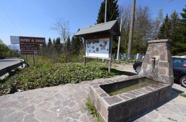 Fontana di Oltre il colle