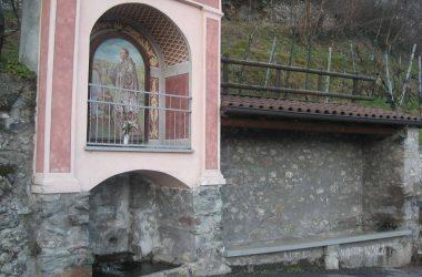 Fontana di San Carlo Costa Volpino