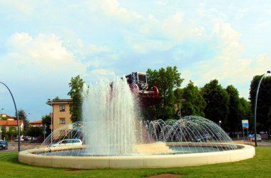 Fontane a Treviglio - Bergamo