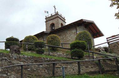 Foresto Sparso il santuario di San Giovanni delle Formiche