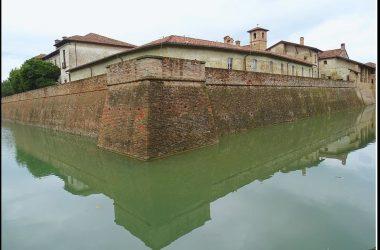 Fosso Castello di Pagazzano Bergamo