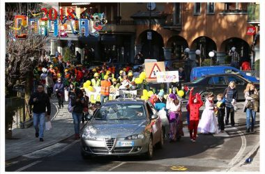 Foto Carnevale Piazza Brembana - Valnegra