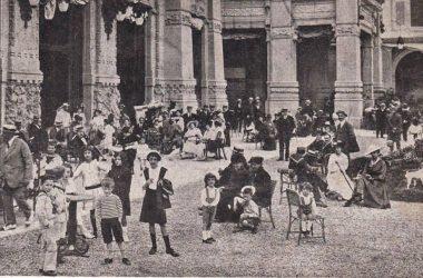 Foto storiche Casinò di San Pellegrino Terme