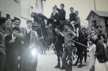 Foto storiche Fornovo San Giovanni