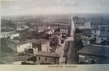 Foto storiche Osio Sotto anni 50