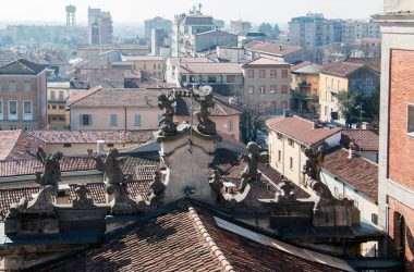 Fotografia panoramica Treviglio