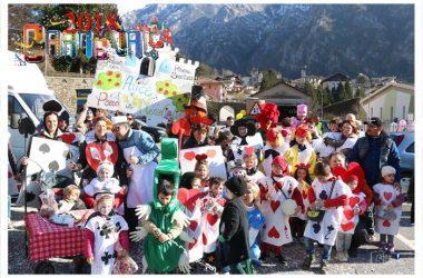Fotografie Carnevale Piazza Brembana - Valnegra
